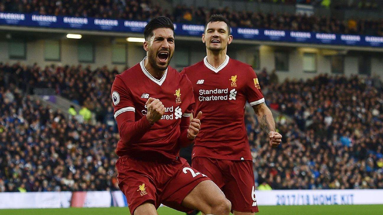 Could Emre Can be on the way out of Liverpool?