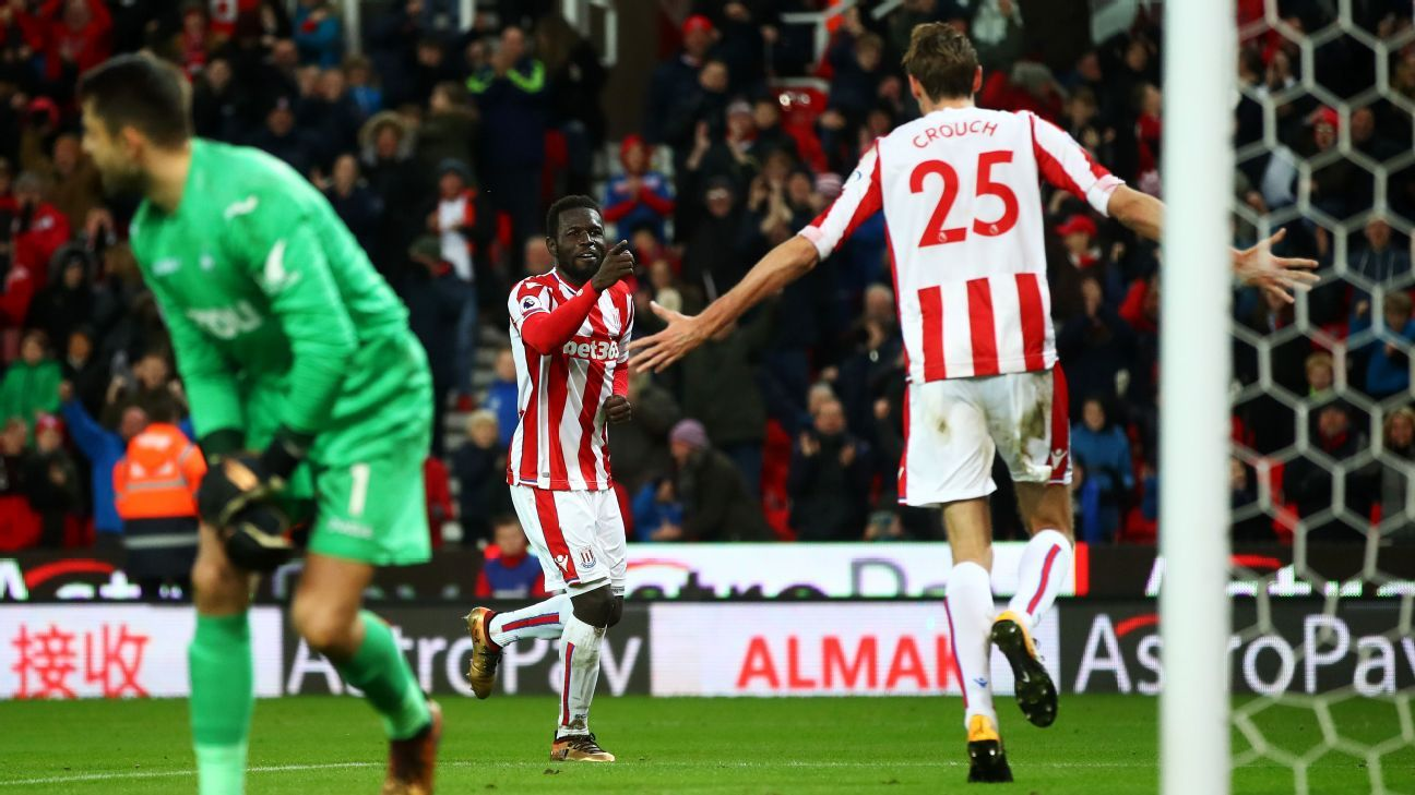 Stoke City's Peter Crouch: I can be more than a super sub