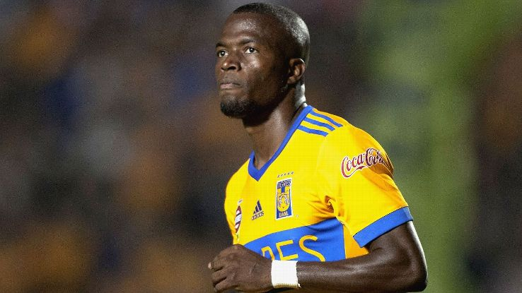 Enner Valencia's two goals against Club America made him a shoo-in for Liga MX'S team of the week.