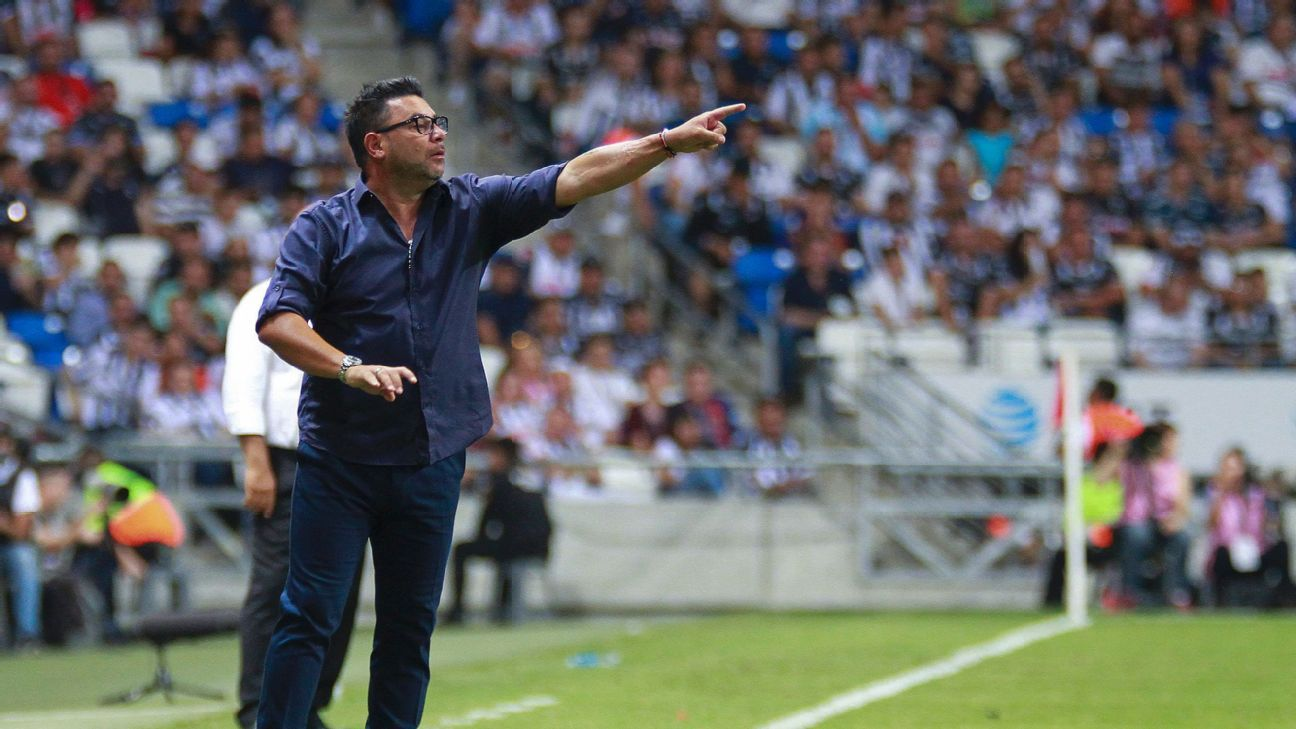 Antonio Mohamed's massive turnaround at Monterrey has the club on the brink of its fifth league title
