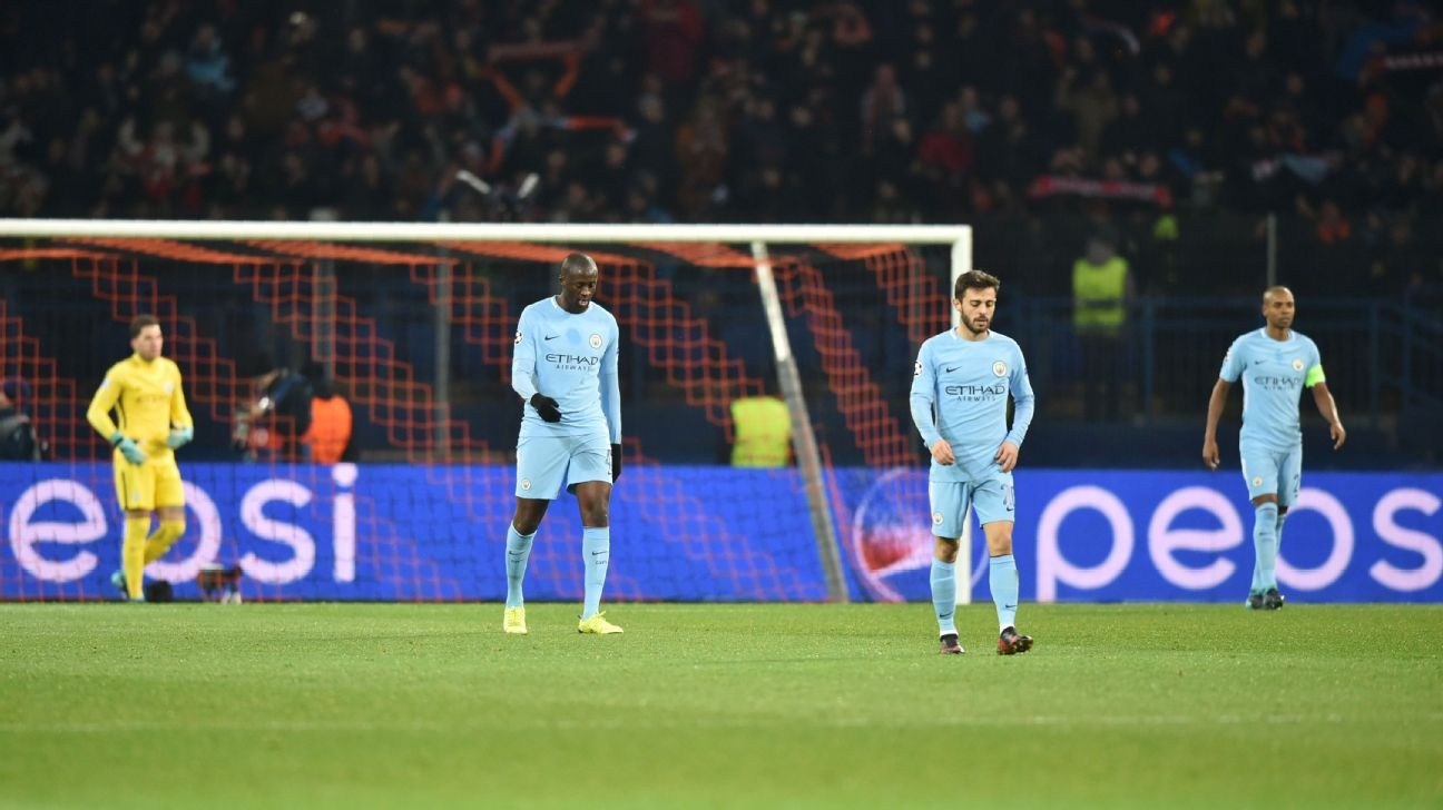 Man City will be disappointed to lose its unbeaten record but the bigger game awaits Sunday at Man United.