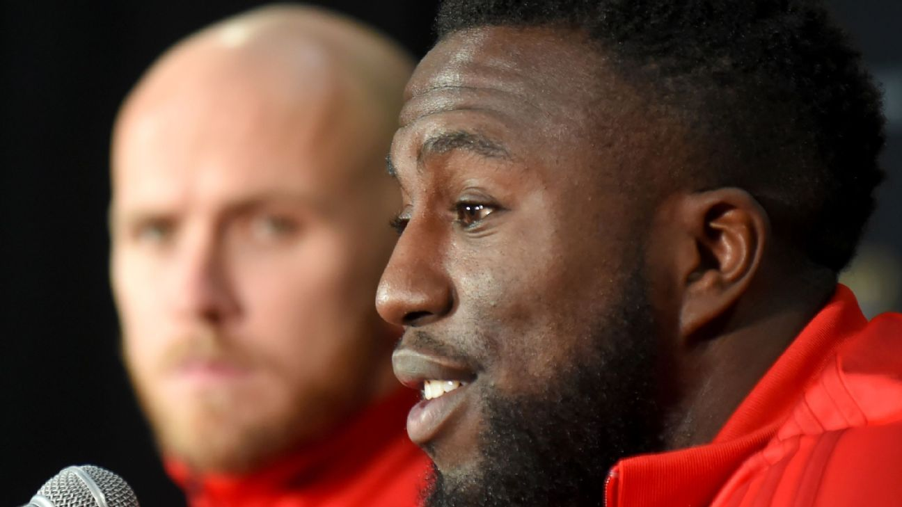 'I'll play,' Jozy Altidore says despite ankle injury ahead of MLS Cup final