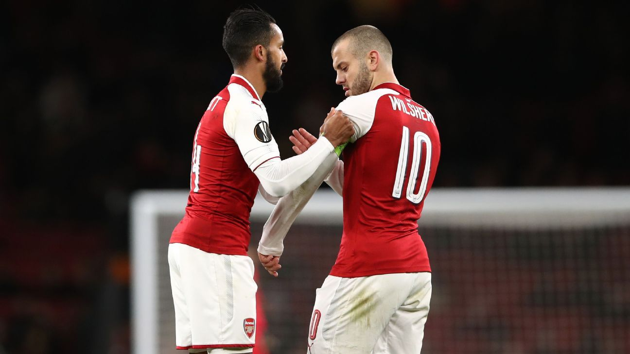 With their Arsenal careers dwindling, Jack Wilshere and Theo Walcott flashed their ability vs. BATE.