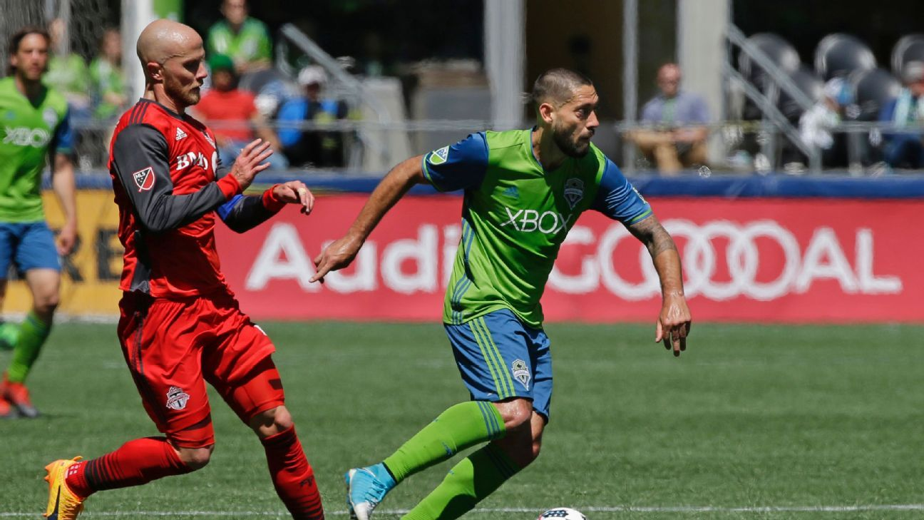 Can history-making Toronto get MLS Cup revenge over red-hot Seattle?