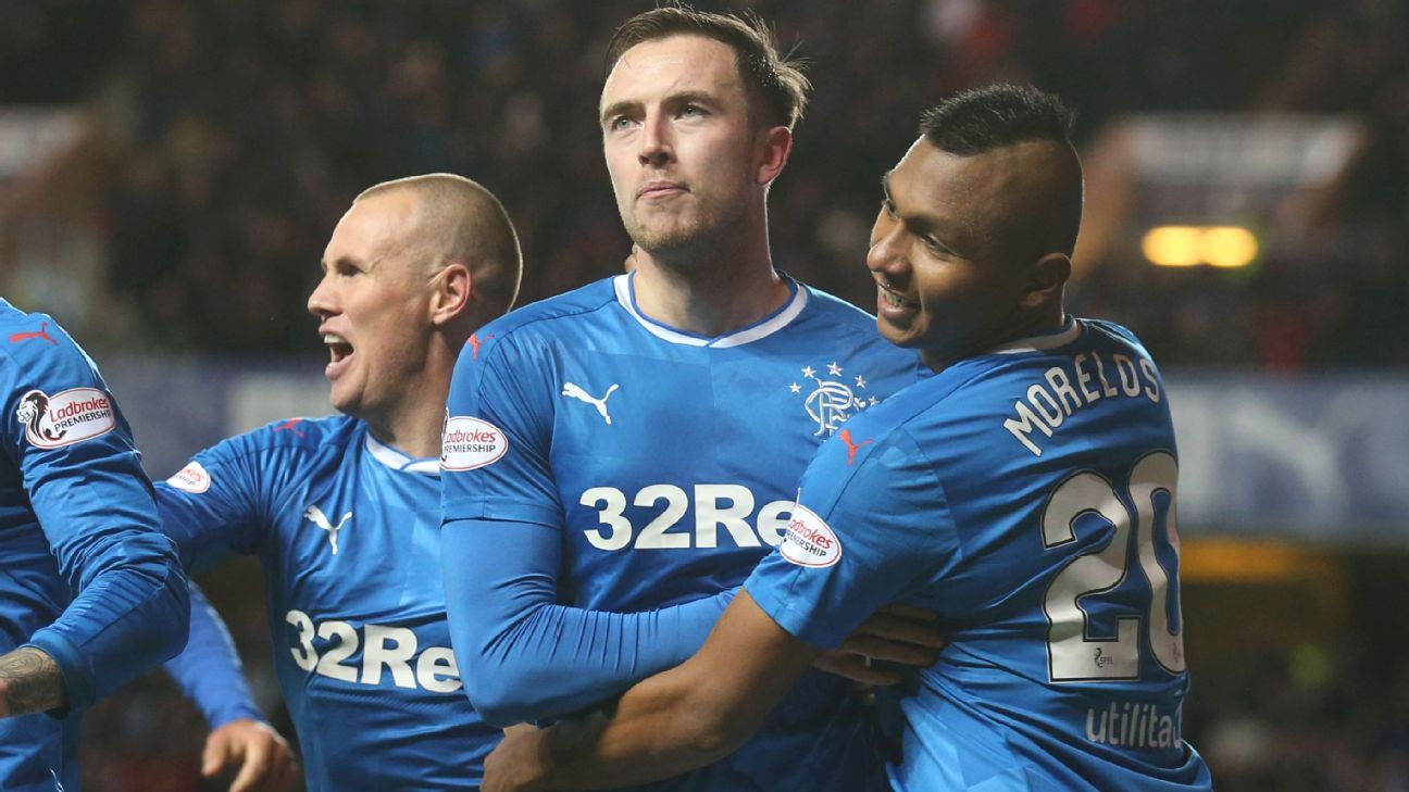 Colorado Rapids seal signing of Danny Wilson from Rangers