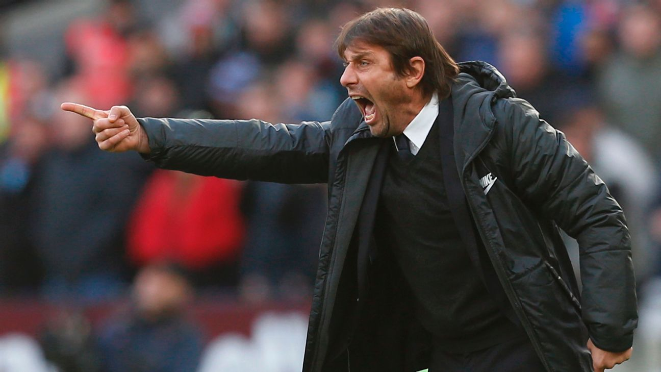 Antonio Conte's side is fighting several issues this season, which has arguably ended their title challenge early.