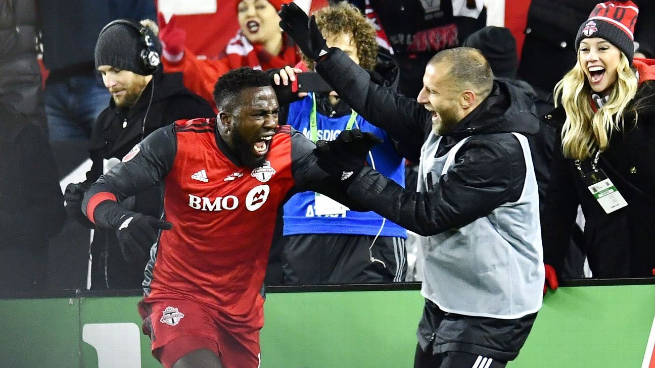 Jozy Altidore scores as Toronto FC edge Sounders for first MLS title