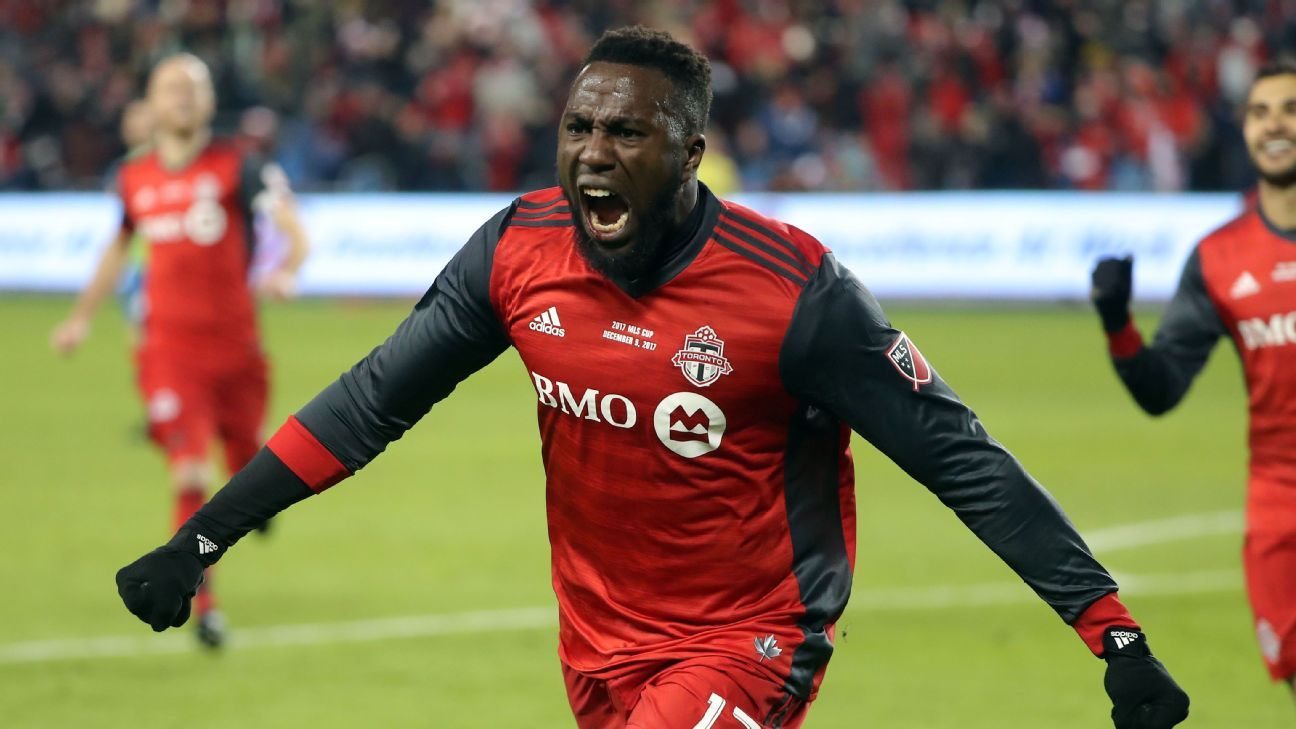 Jozy Altidore responds to racist message after Toronto's win in Mexico