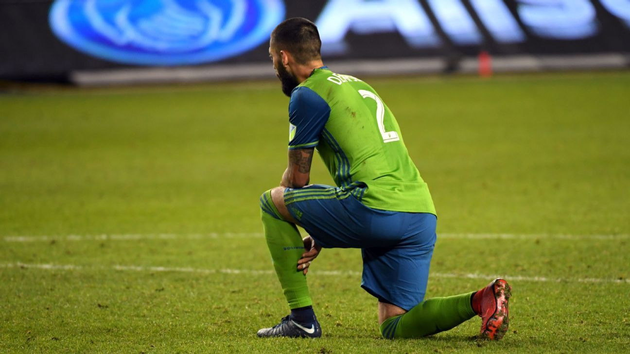 Seattle lets chance to cement dynasty status slip away in MLS Cup defeat