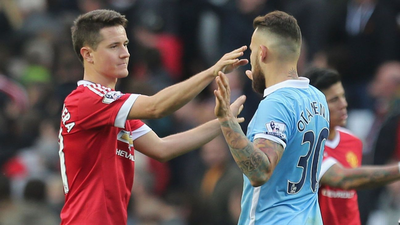 Ander Herrera despite his size has become an enforcer for Jose Mourinho.
