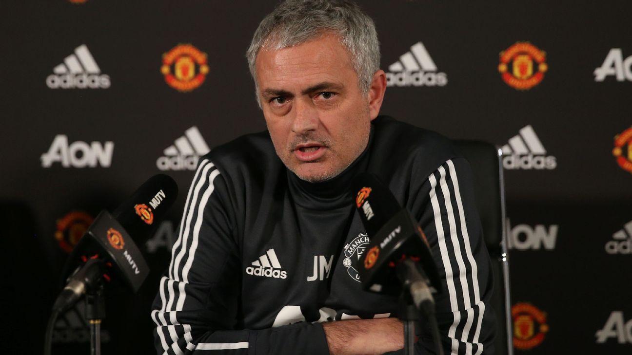 Jose Mourinho press conference 20171212