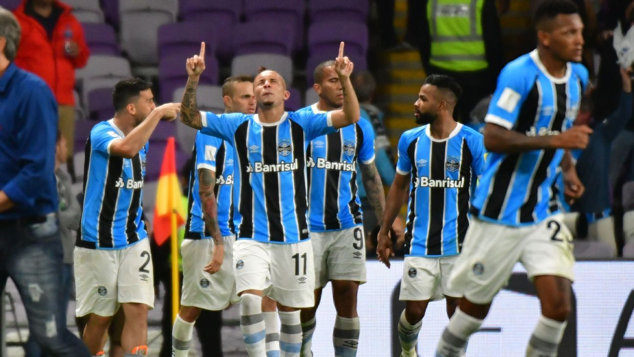 Gremio are big underdogs but will have a plan for Real Madrid.