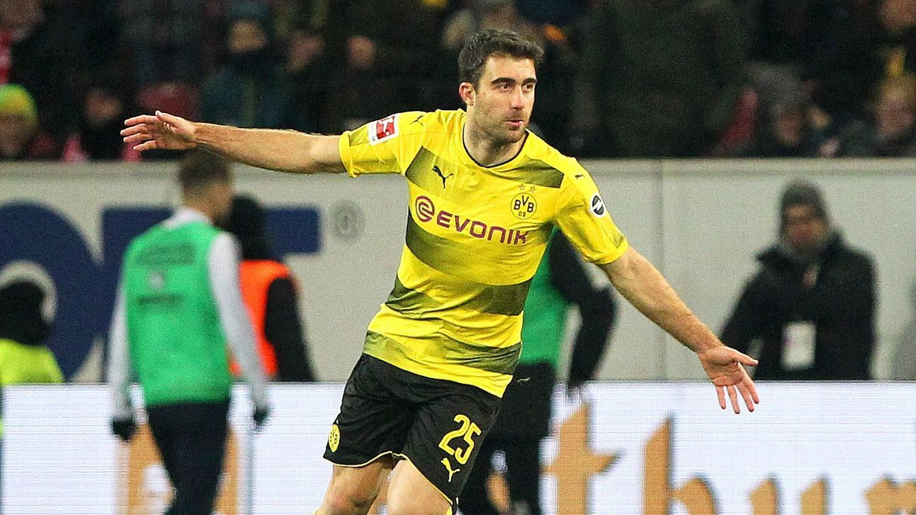 Signing Borussia Dortmund centre-back Sokratis Papastathopoulos would be one step in Arsenal strengthening its defence.