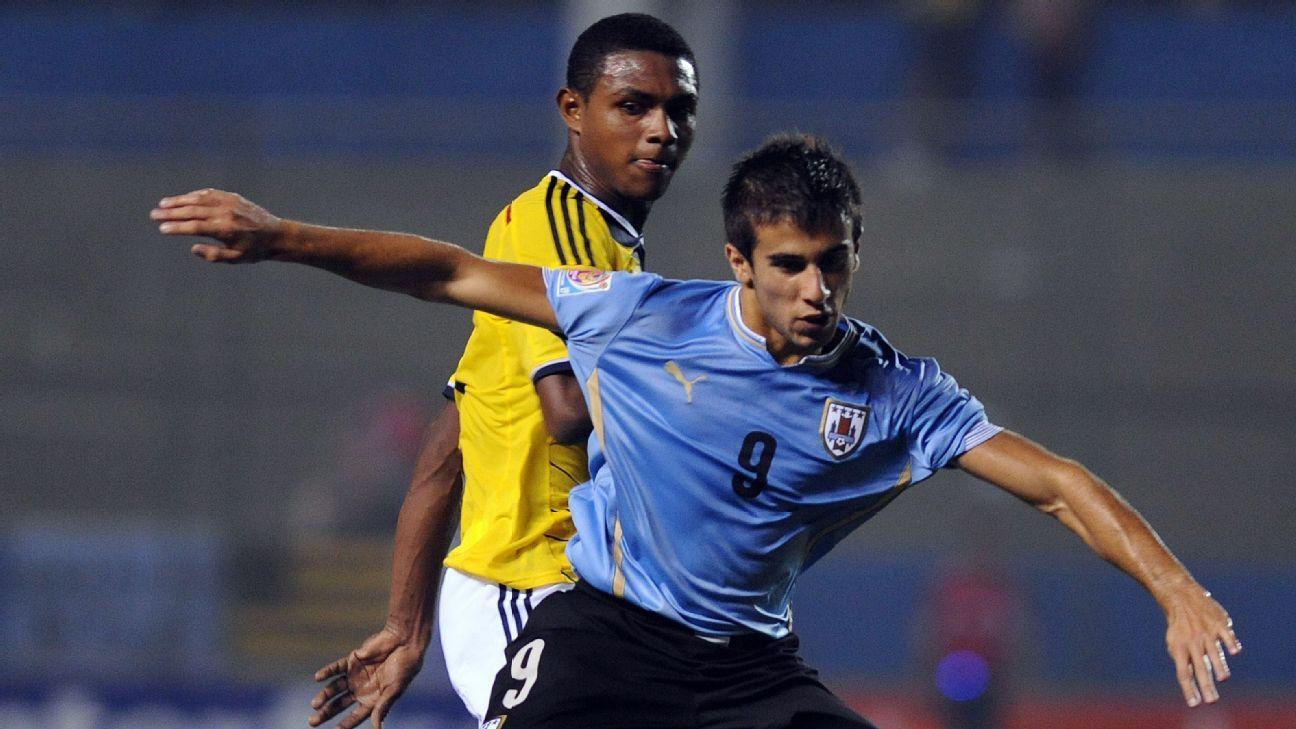 LAFC signs Uruguayan youth international striker Diego Rossi