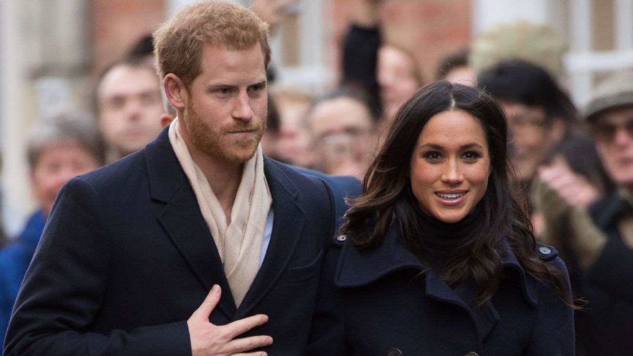 Prince Harry and Meghan Markle will get married on May 19, 2018 -- the same day as the FA Cup final