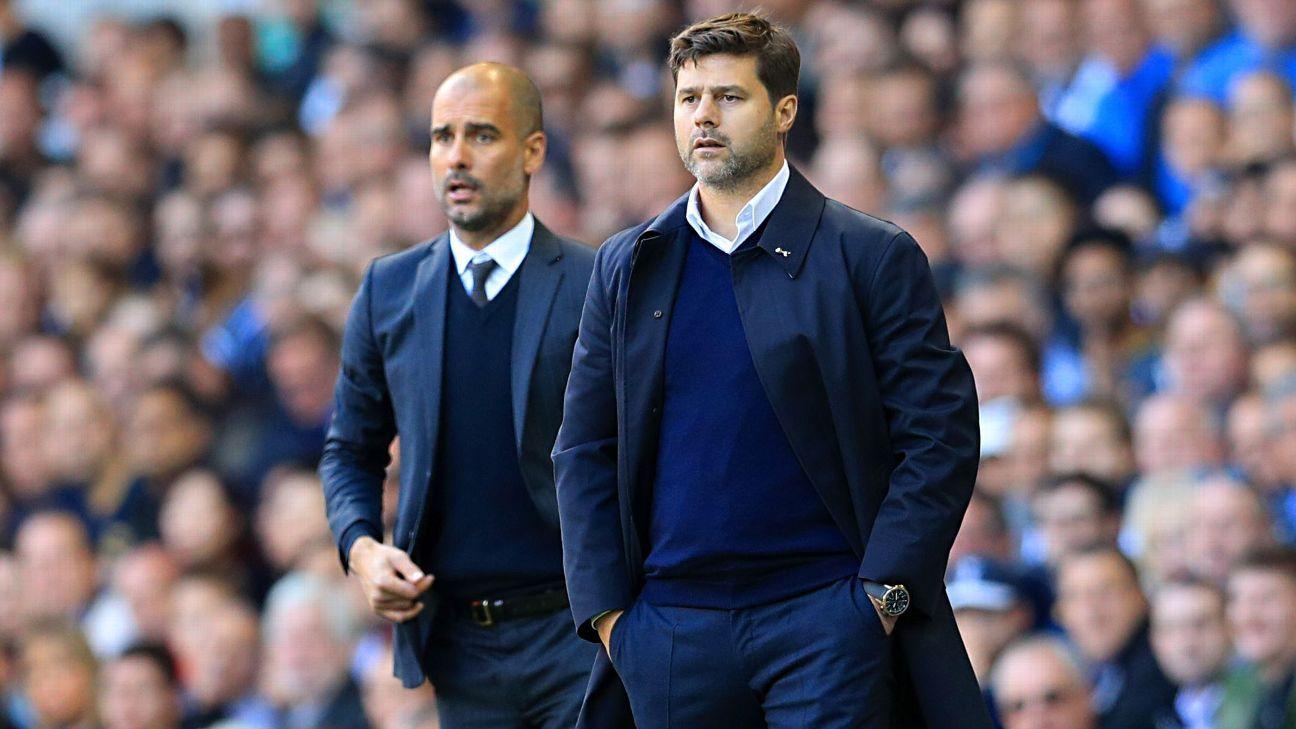 LIVE GameCast: Man City vs. Tottenham