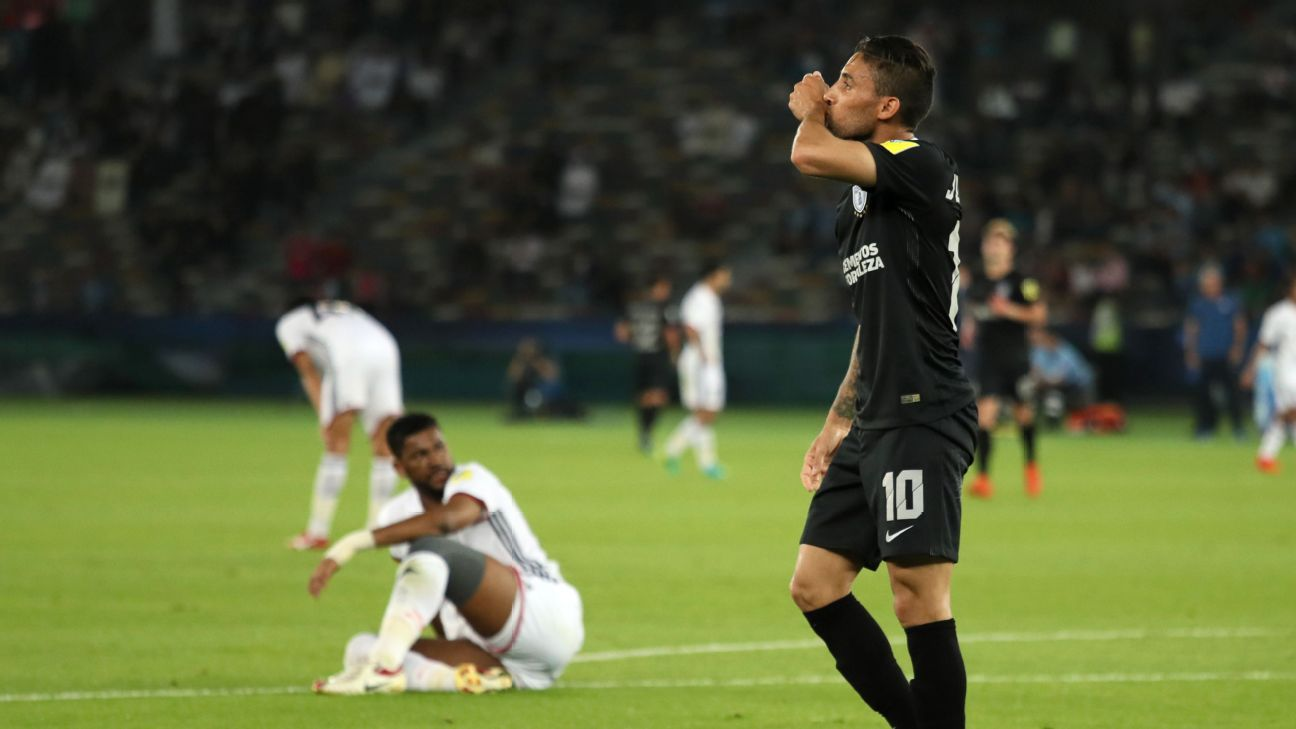 Pachuca beat Al-Jazira to claim Club World Cup third spot
