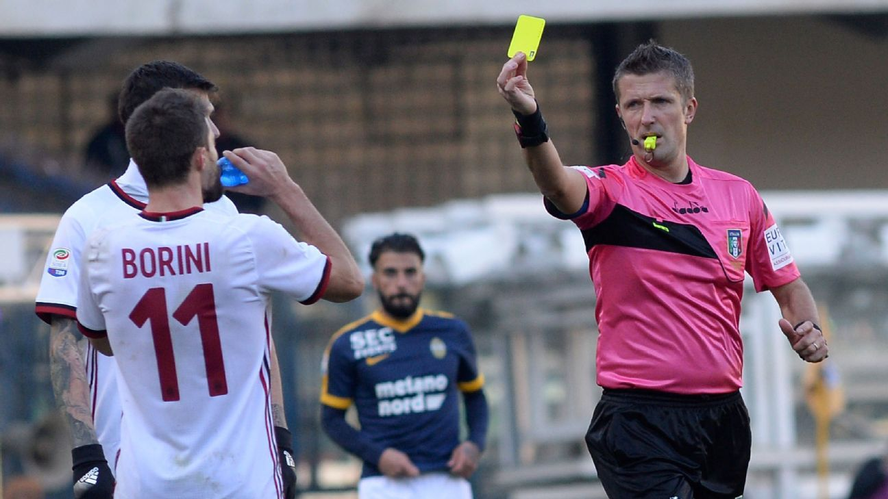 Borini, left, and Milan's attack was woeful in Sunday's heavy defeat at Verona.