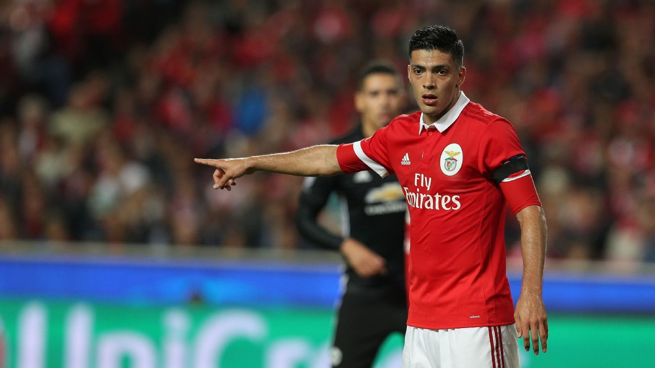 Jimenez hasn't flourished in Portugal and is unable to crack the first team. He needs minutes in 2018.