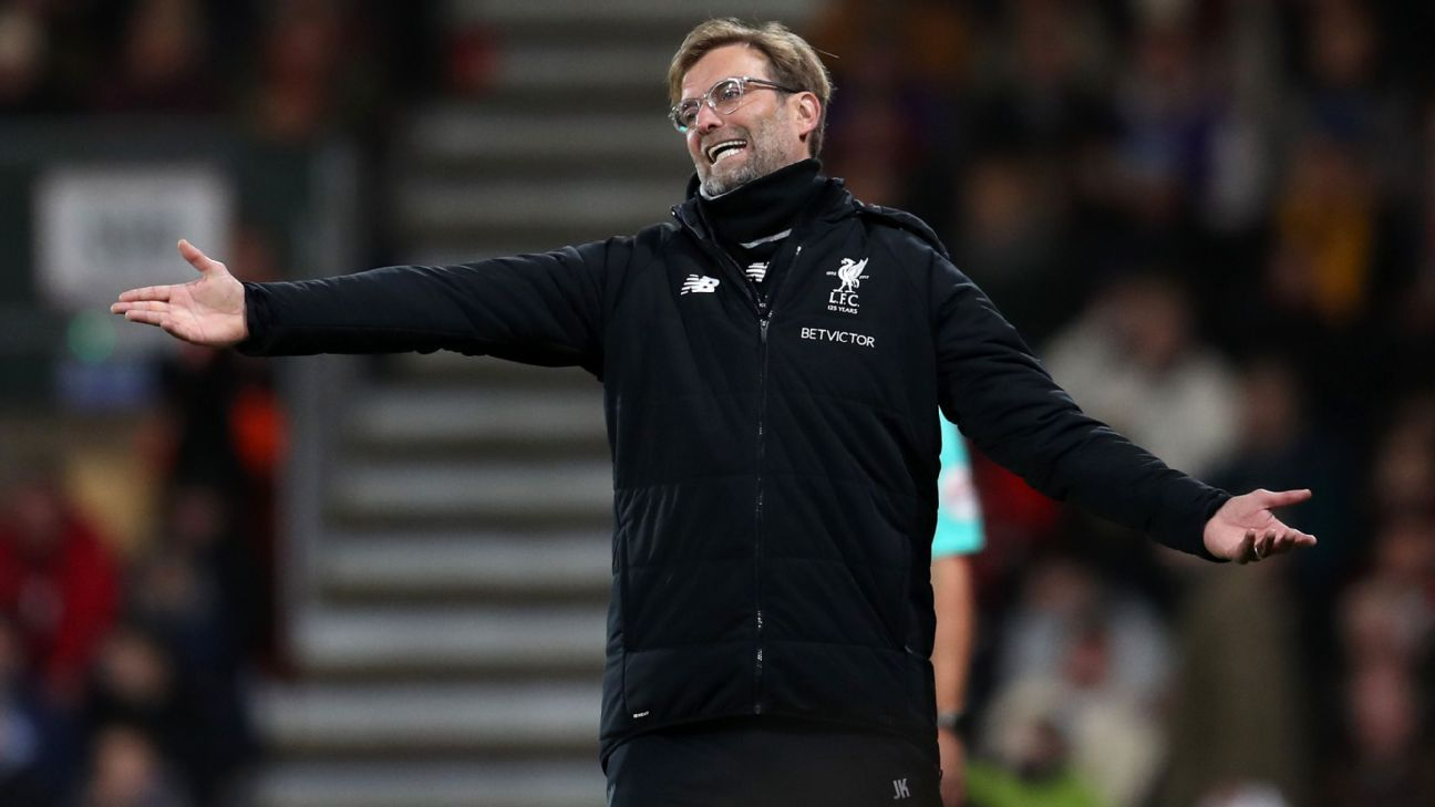 Klopp may get criticized for rotating his squad but the rest his stars get is what makes Liverpool so potent.