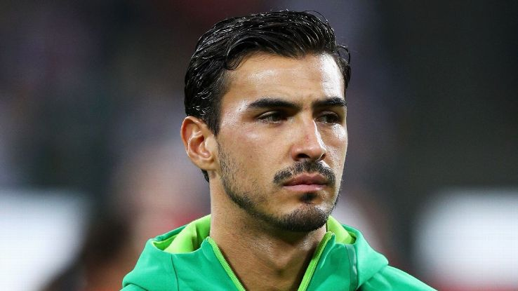 Oswaldo Alanis during the 2017 Confederations Cup.