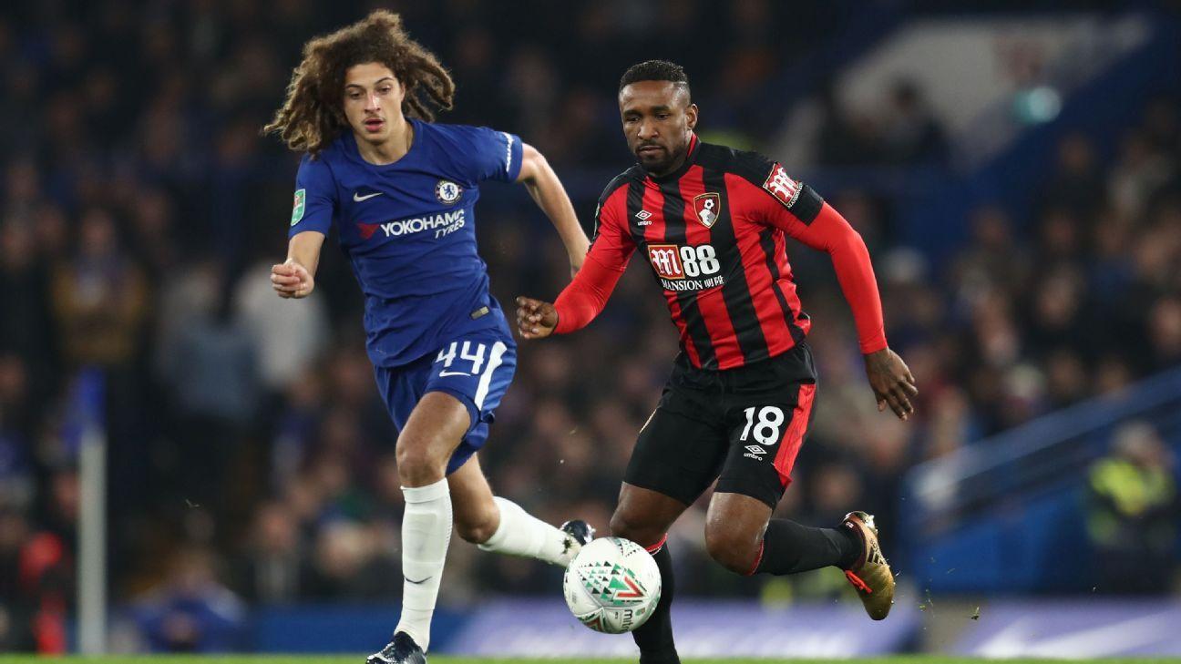 Ethan Ampadu action Chelsea 171220