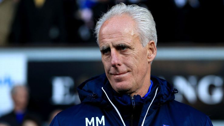 McCarthy has been at Ipswich since 2012 and provided some much-needed stability amid the turbulence.