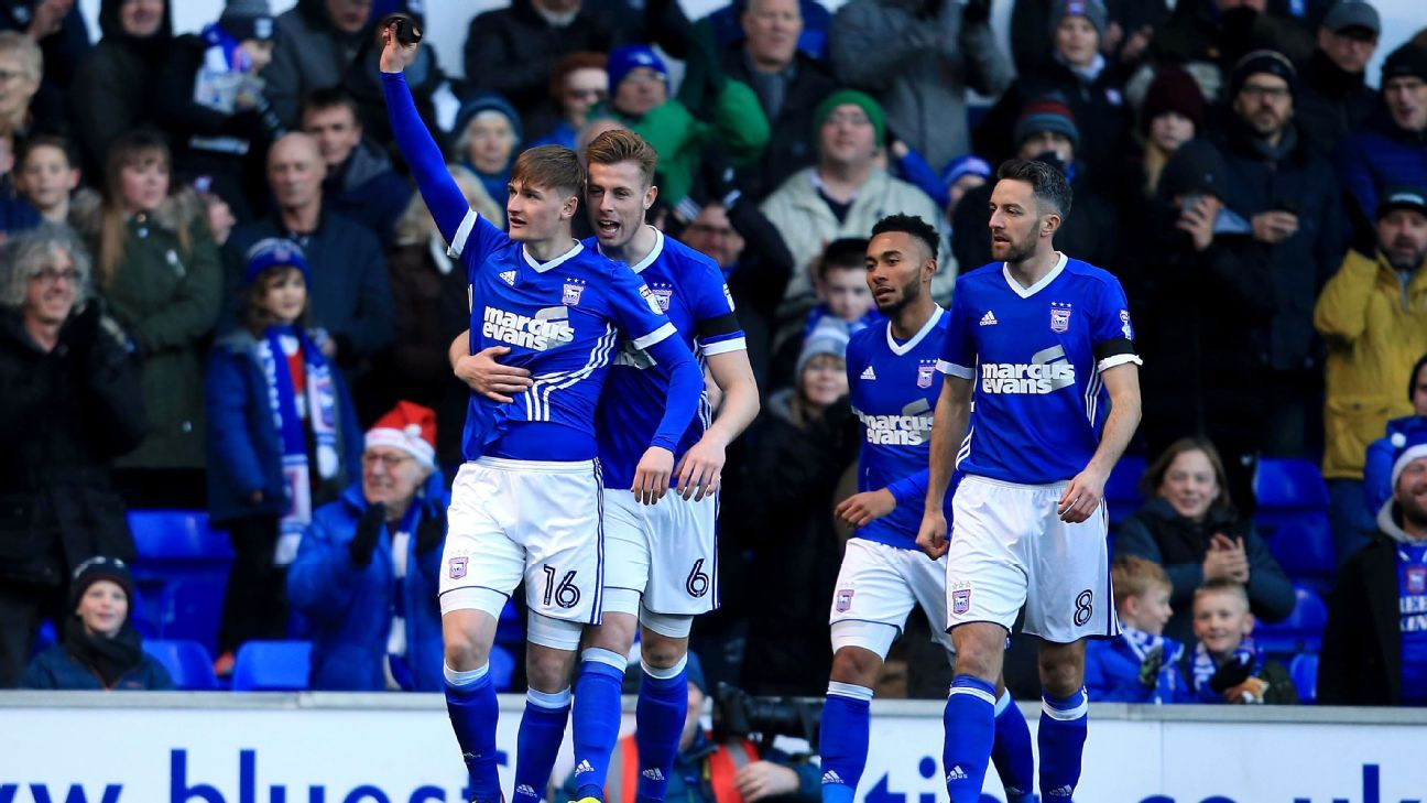 Despite a small budget and modest goals, Ipswich are just two points shy of the playoff places after a bright run of form.