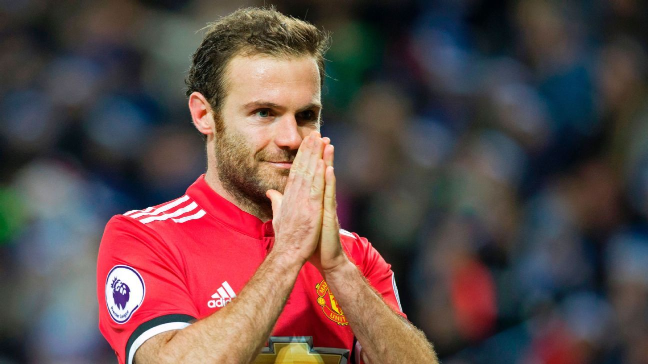 Juan Mata was the star man for United against Leicester.