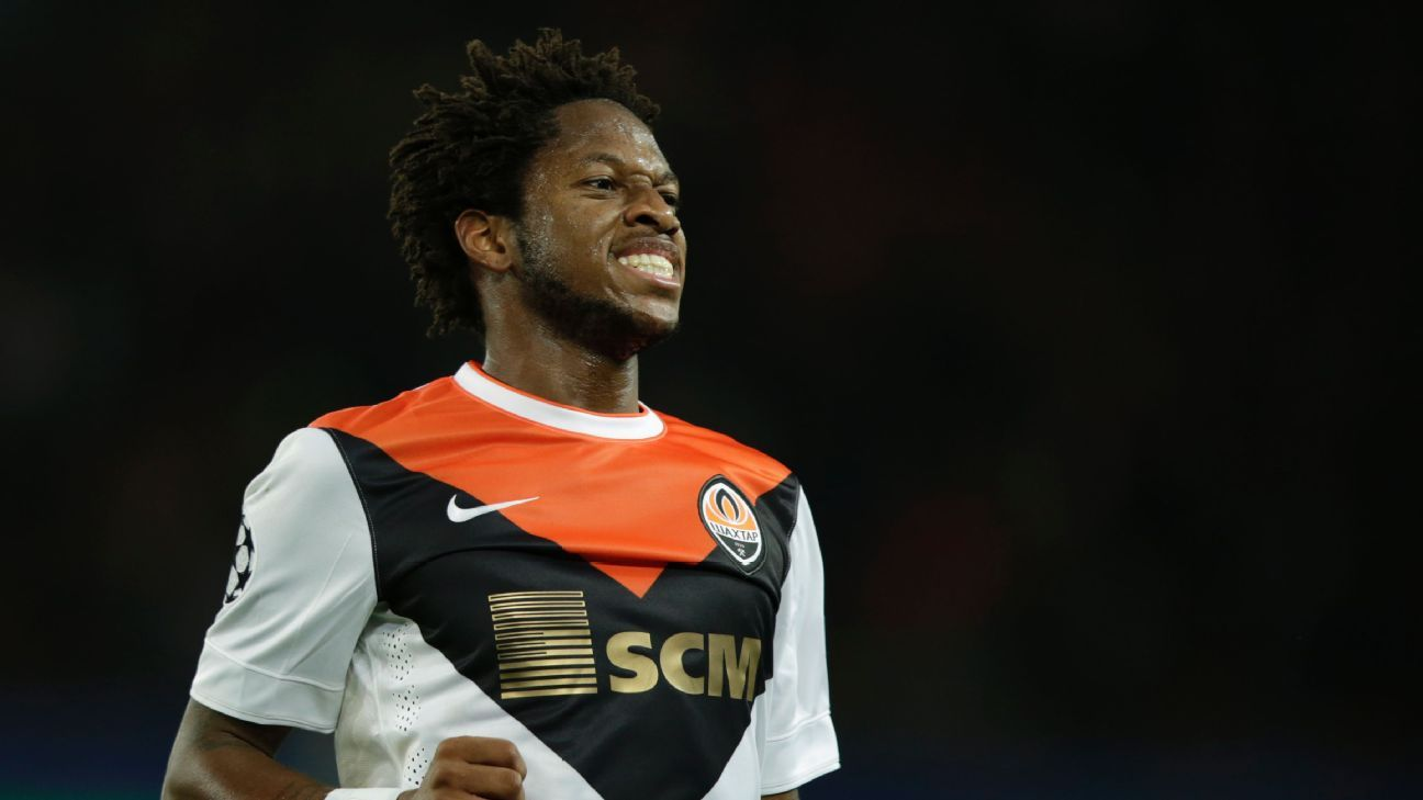 Fred Shakhtar Donetsk action
