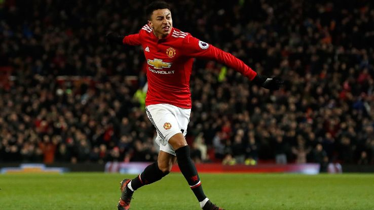 Jesse Lingard has been red-hot for Manchester United.