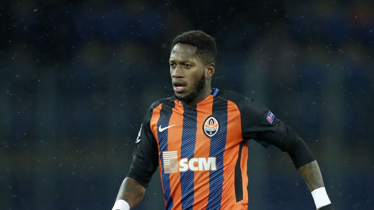 Shakhtar's Fred is attracting interest from some of the top clubs in Europe.
