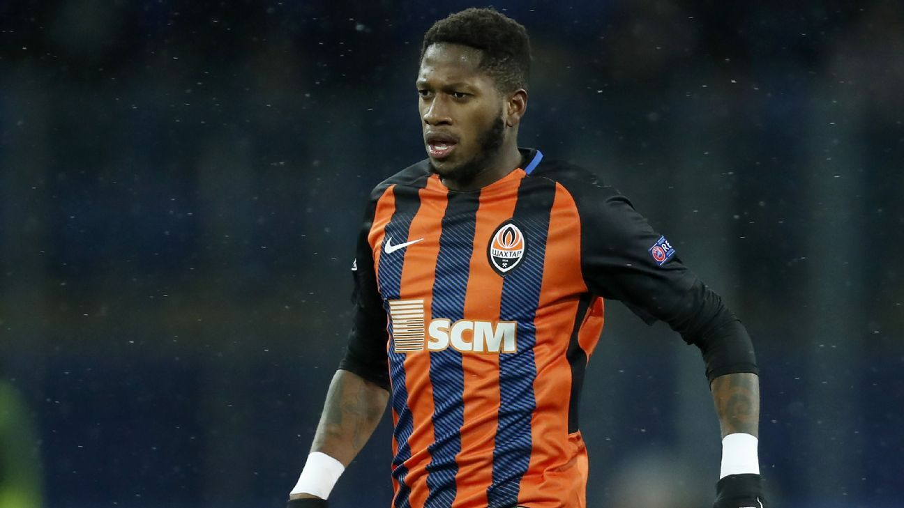 Fred will become Manchester United's first summer signing.
