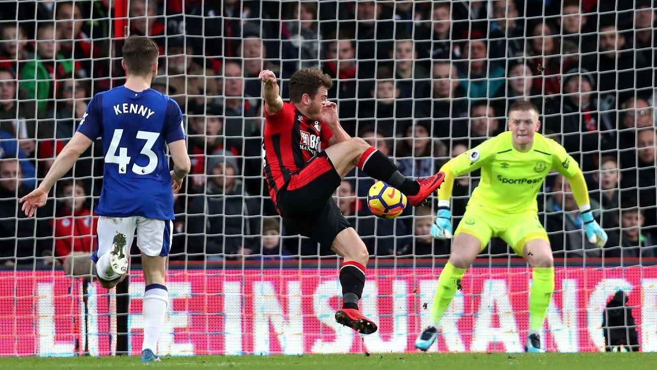Ryan Fraser and Bournemouth punished Everton for its negative approach.