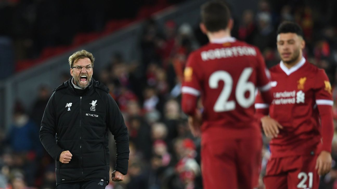Jurgen Klopp and Liverpool's high-pressing style has spread throughout club football.