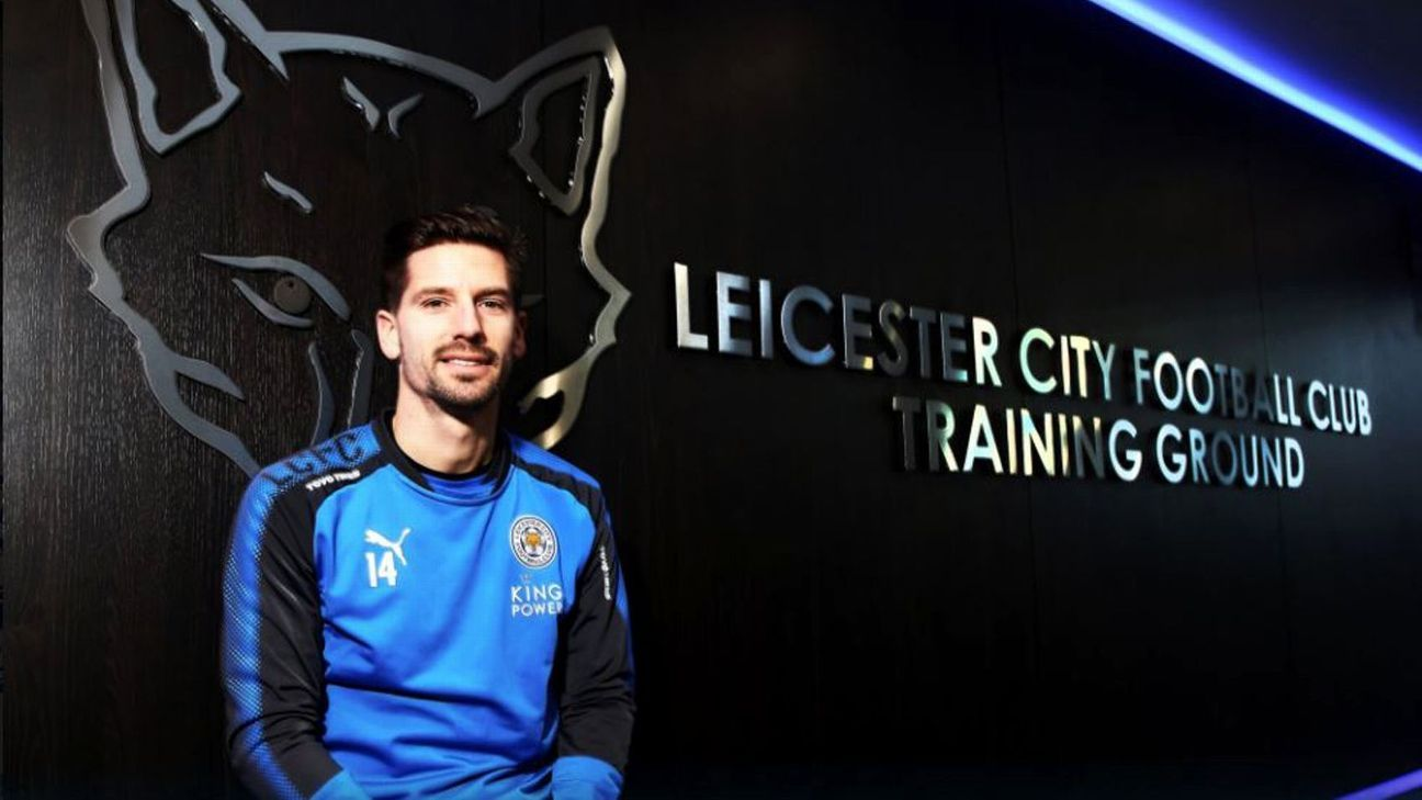 Adrien Silva finally completed his transfer from Sporting Lisbon to Leicester City in January