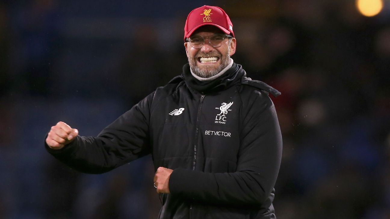 Jurgen Klopp regrets confronting Swansea fan in Liverpool's defeat