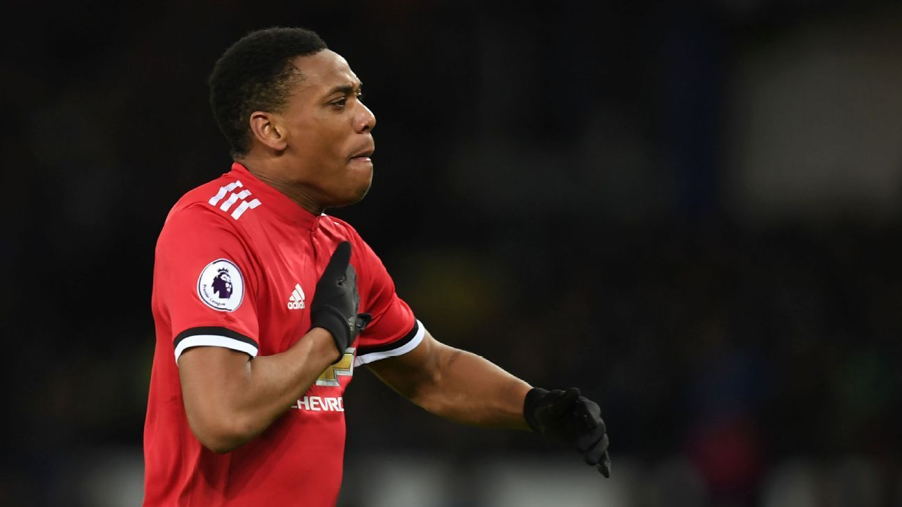 Jose Mourinho may want Anthony Martial out, but the player is out to prove himself.