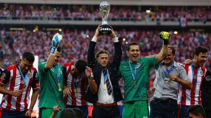 Matias Almeyda has restored Chivas among Liga MX's elite.