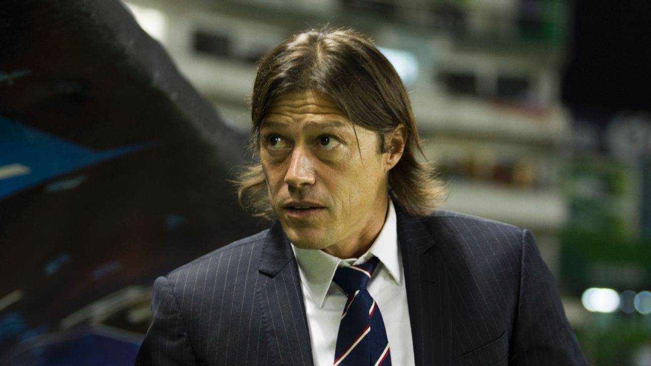 Matias Almeyda's personability and humility have gone a long way at Chivas.