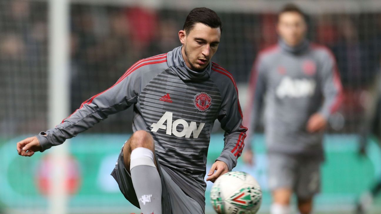Matteo Darmian has failed to establish himself as a starter at Manchester United.