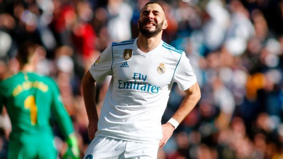 Karim Benzema's injury could show Zinedine Zidane it is time to move from the Frenchman.