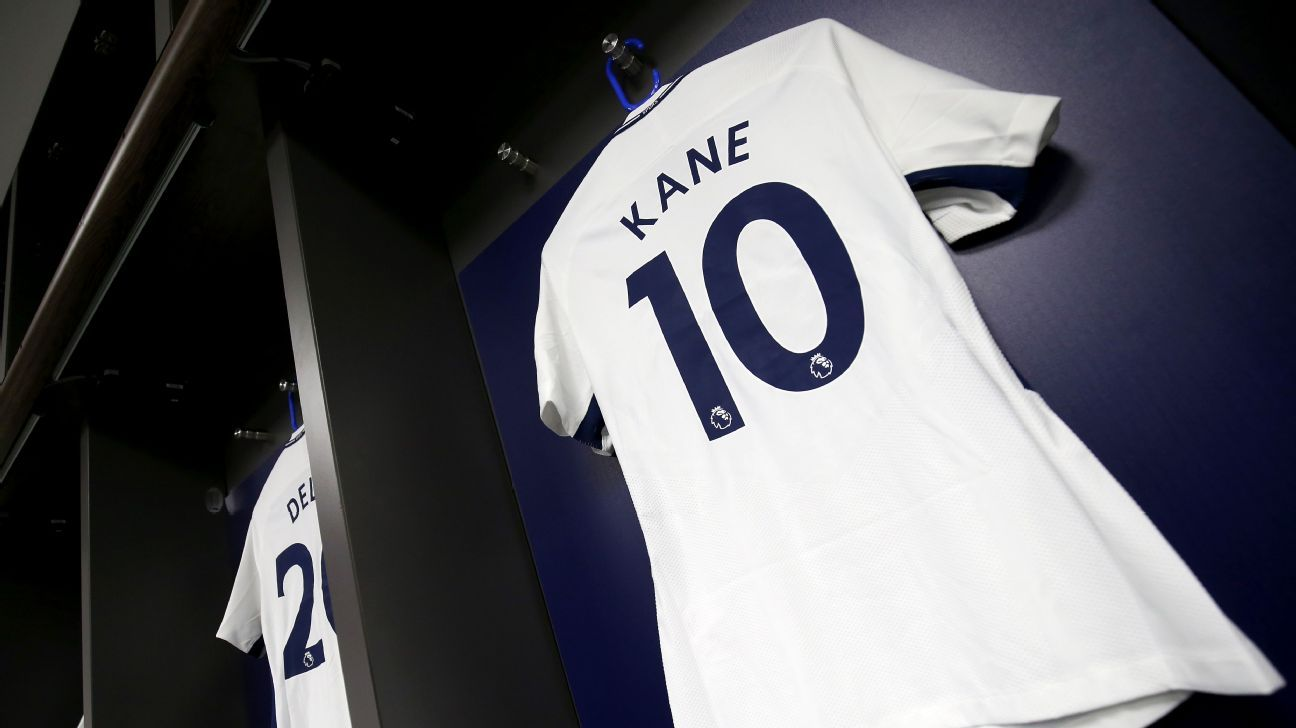 Harry Kane shirt
