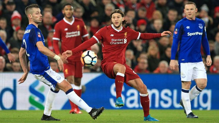 Adam Lallana will be a central figure for Liverpool without Philippe Coutinho.