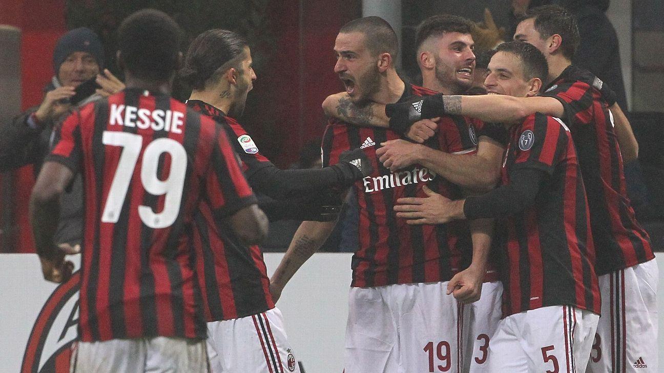 AC Milan sign deal with PUMA