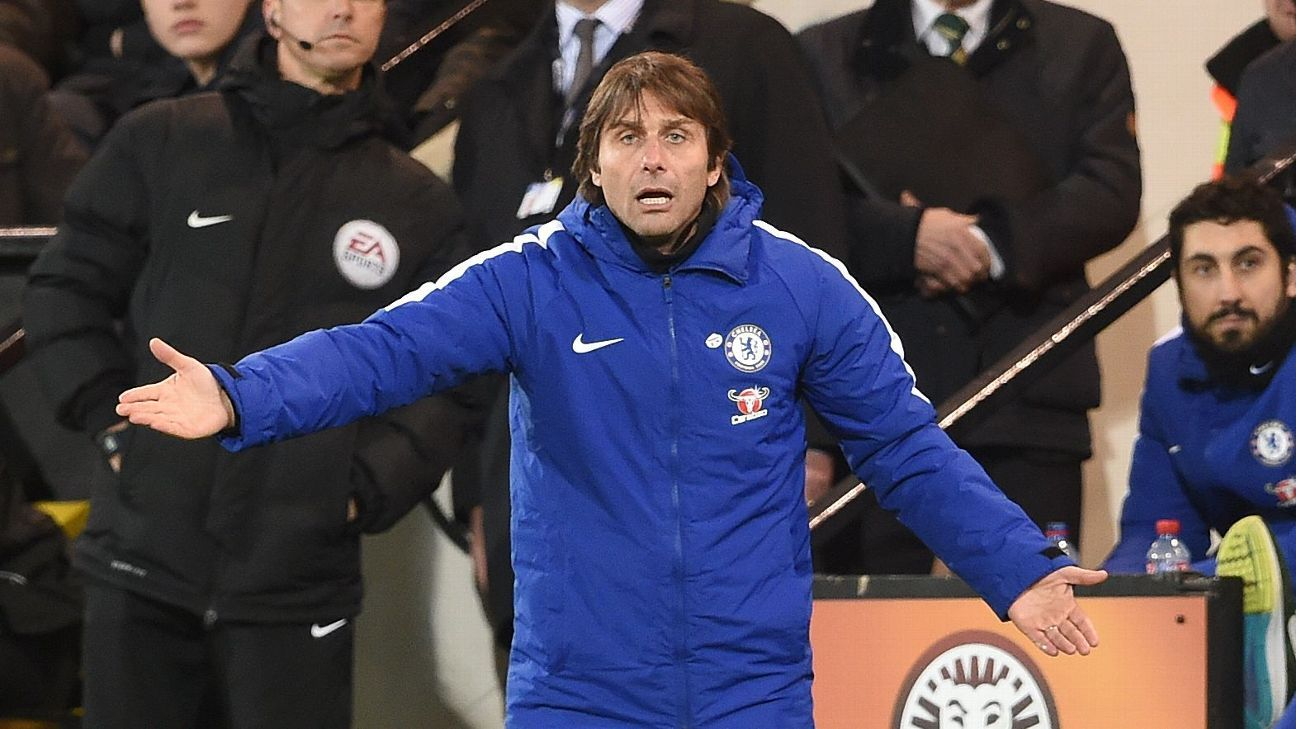 Antonio Conte has been heavily linked to the Milan job.