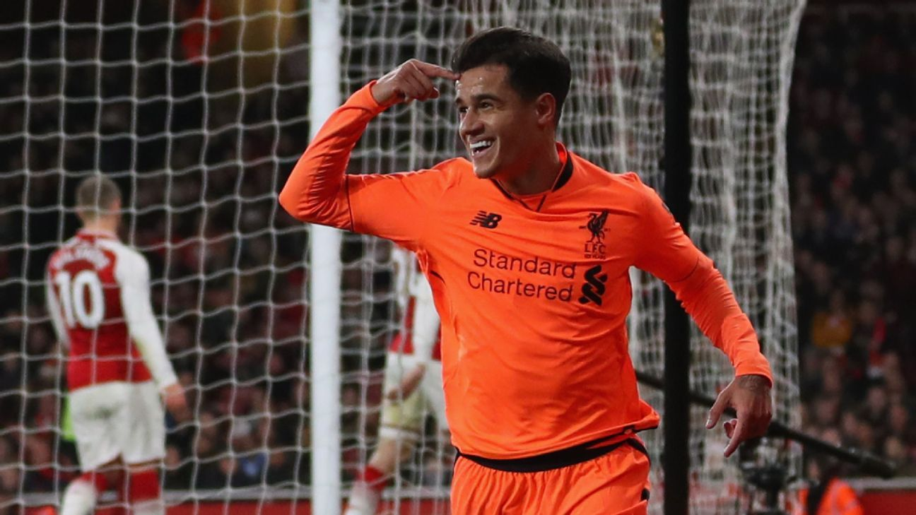 Coutinho's exit puts Liverpool in a tough spot but they could still reinvest this month.