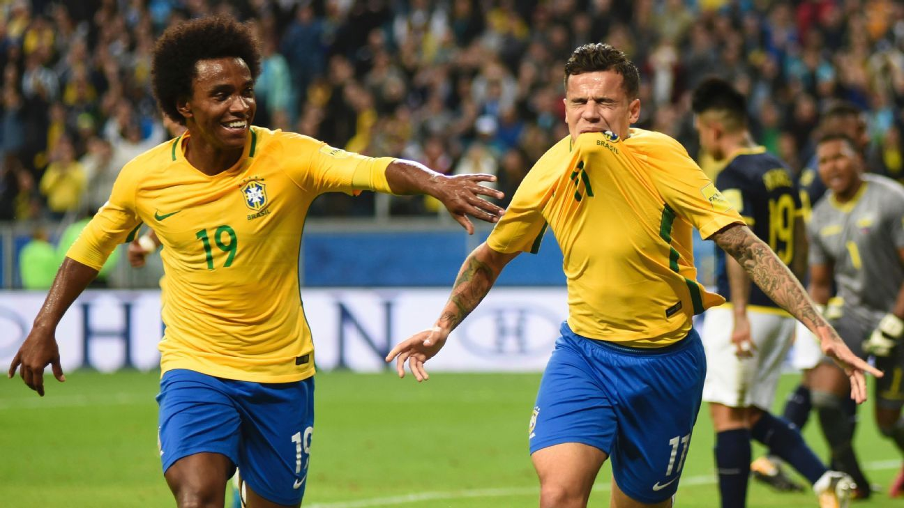 Brazil to stay at Spurs' newly-built players' lodge before World Cup