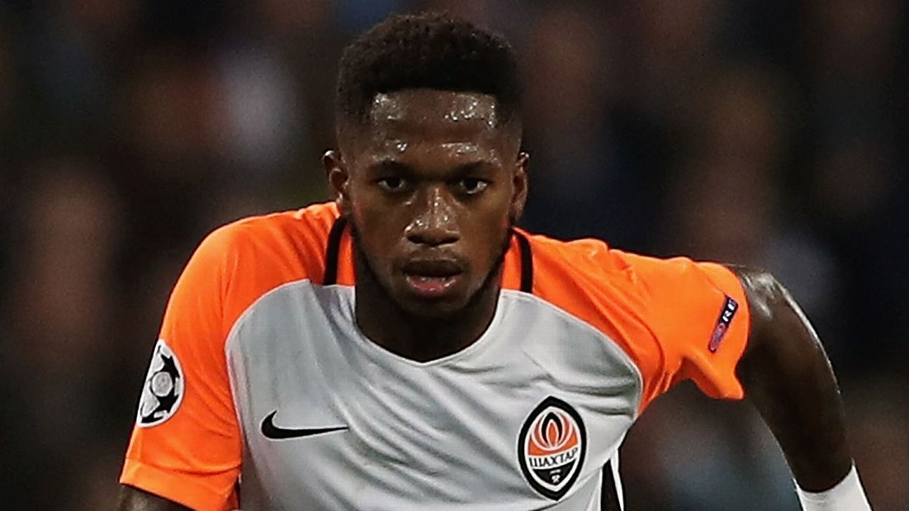Fred played a pivotal part in Shakhtar Donetsk's Champions League run.