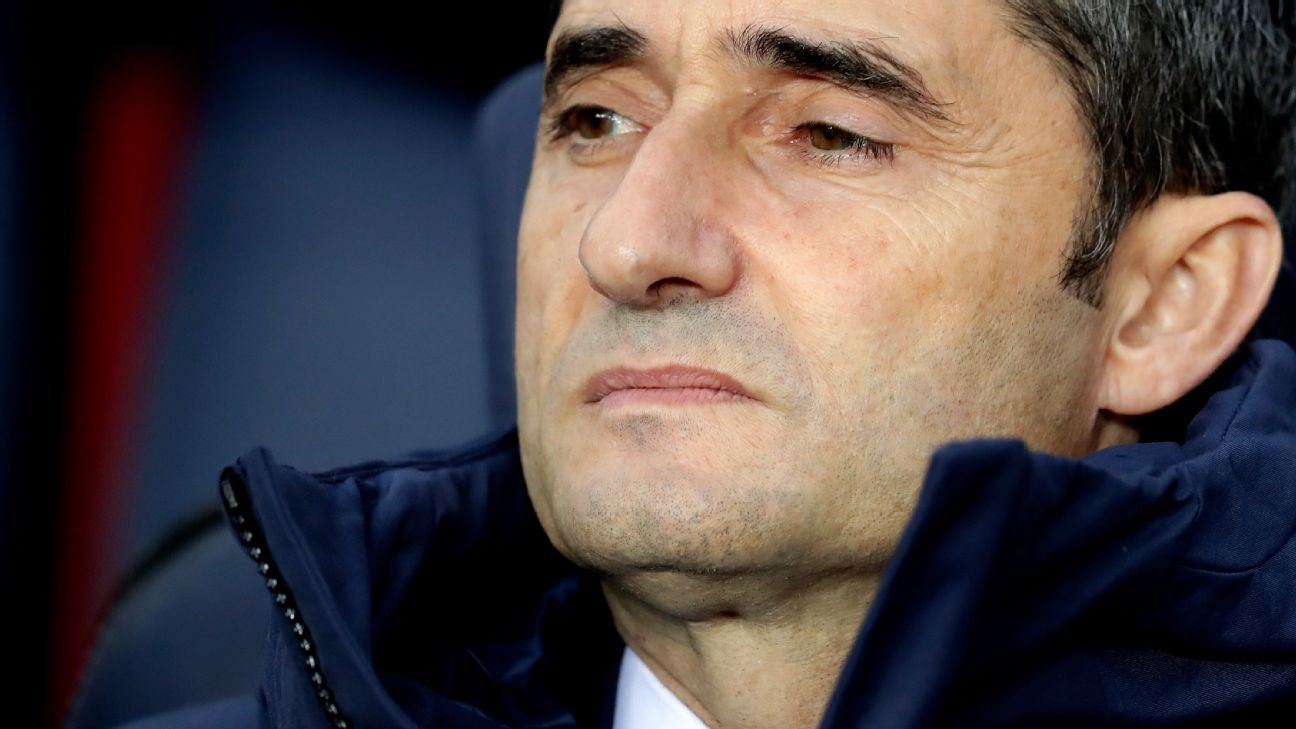 Ernesto Valverde knows nothing ever comes easy in a Catalan derby.
